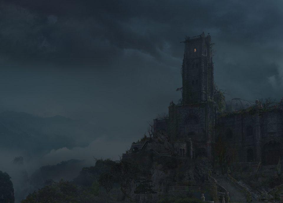 belle-et-la-bete-castle-night