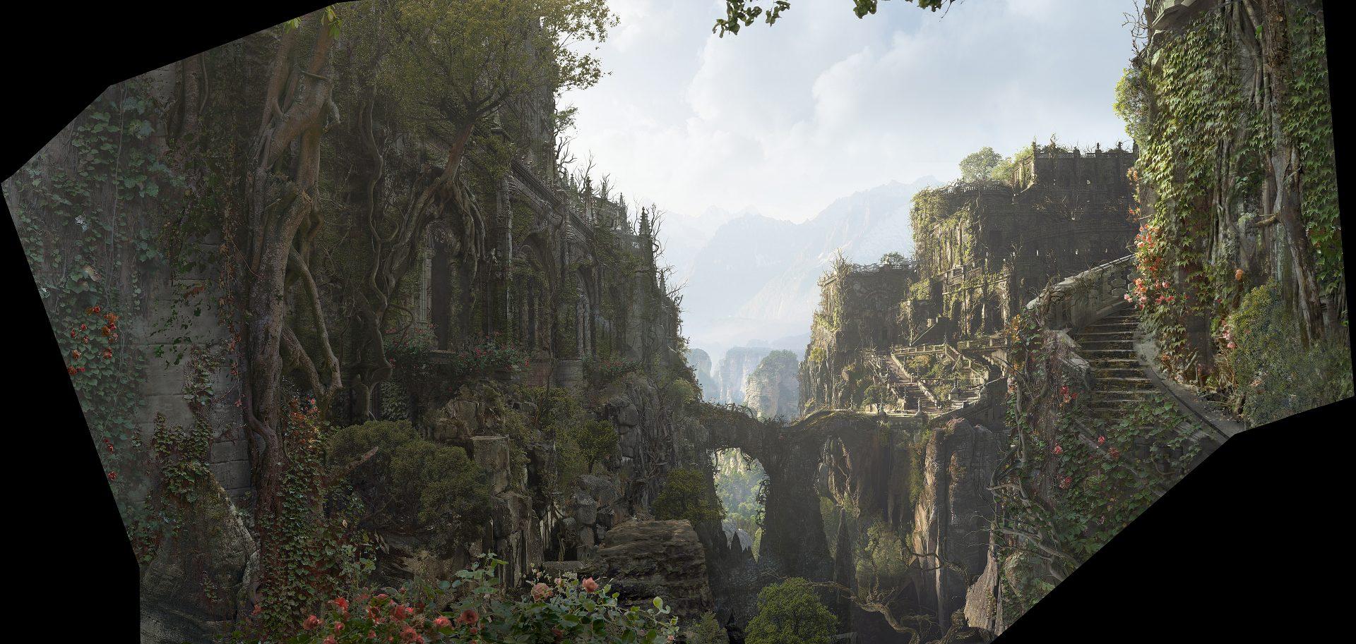 la-belle-et-la-bete-castle-garden-concept