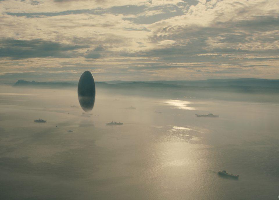 arrival-spaceship